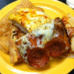 Photo taken at CiCi's Pizza by Craig I. on 2/12/2012