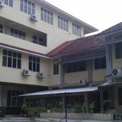 Photo taken at Methodist Boys' Secondary School by Saran R. on 7/5/2012