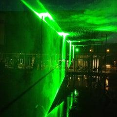 Photo taken at Deutsche Nationalbibliothek by Markus on 4/20/2012