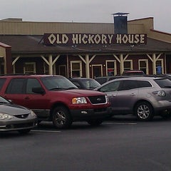Photo taken at Old Hickory House by Gene S. on 8/18/2012