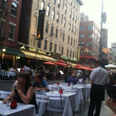 Photo taken at S.P.Q.R. Ristorante by Tina W. on 8/17/2012