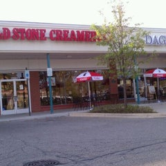 Photo taken at Cold Stone Creamery by Amy R. on 4/19/2012