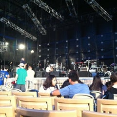 Photo taken at Nikon at Jones Beach Theater by Matthew M. on 8/10/2012