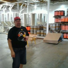Photo taken at The Phoenix Ale Brewery by Rob S. on 6/6/2012