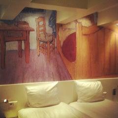 Photo taken at The Times Hotel by Natalia Zayceva on 3/6/2012