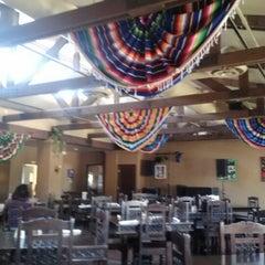 Photo taken at Oaxaca restaurante y cantina by Melanie K. on 8/4/2012