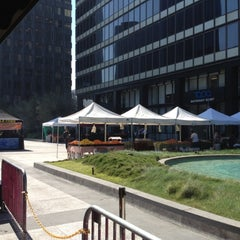 Photo taken at Century City Farmer's Market by Peter S. on 3/22/2012