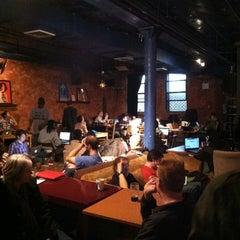 Photo taken at Tea Lounge by alena n. on 4/29/2012