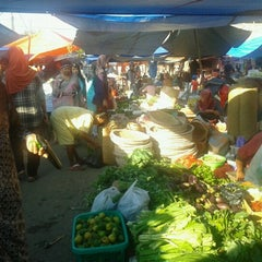 Photo taken at Pasar Minggu by aris n. on 7/22/2012