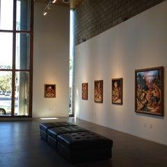 Photo taken at Corey Helford Gallery by eeena d. on 9/2/2012