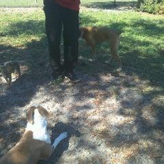 Photo taken at Downey Park by Jose L. on 3/25/2012