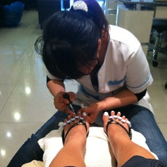 Photo taken at B Be Beauty (Beauty Solutions) by Lisa D. on 6/9/2012