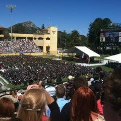 Photo taken at California Polytechnic State University, San Luis Obispo by Kira🌻 on 6/9/2012