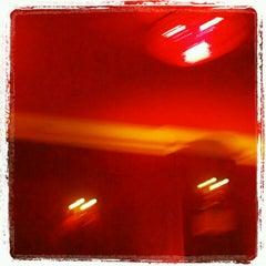 Photo taken at Red Lounge by Thomas N. on 5/3/2012
