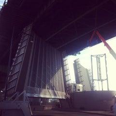 Photo taken at Hamilton Avenue Bridge by Pierre V. on 8/12/2012