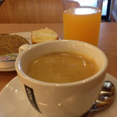 Photo taken at Heistand Swiss Bakery by Trevor P. on 3/31/2012
