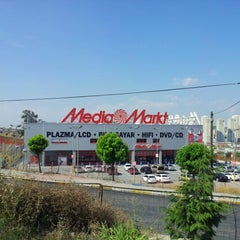 Photo taken at Media Markt by Temel Y. on 8/13/2012