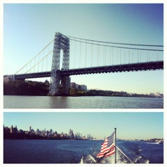 Photo taken at Hudson River by Zain on 9/10/2012