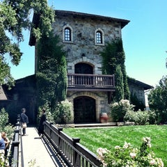 Photo taken at V. Sattui Winery by Keith M. on 6/9/2012