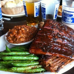 Photo taken at Bailey's Smokehouse by Eric H. on 6/30/2012
