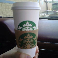Photo taken at Starbucks by Nychole C. on 3/23/2012