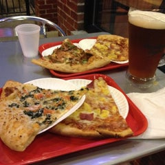 Photo taken at Little Steve's Pizzeria by Kara K. on 8/19/2012