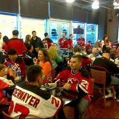 Photo taken at Brick City Coffee Co by Matthew S. on 5/3/2012