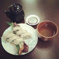 Photo taken at Shizen Ya by Danielle on 5/8/2012
