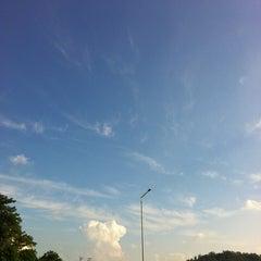 Photo taken at 복정역 환승주차장 by NamChul S. on 8/26/2012