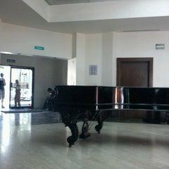 """Photo taken at Academia de Música Fermatta Campus GDL """"La Estampida"""" by Make H. on 9/5/2012"""