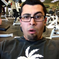 Photo taken at 24 Hour Fitness by Ruben P. on 5/18/2012