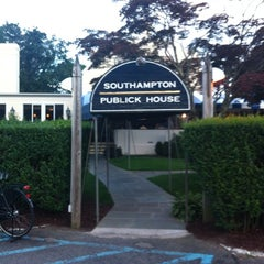 Photo taken at Southampton Publick House by Campbell K. on 8/1/2012