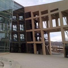 Photo taken at Salt Lake City Public Library by Prakash M. on 3/16/2012