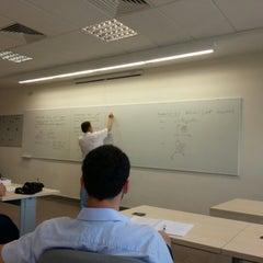 Photo taken at Bilkent Üniversitesi EE Binası by Bican G. on 6/28/2012