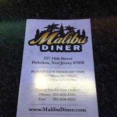 Photo taken at Malibu Diner by Erin G. on 7/24/2012