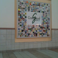 Photo taken at Greenwood Mall by Sara S. on 6/4/2012
