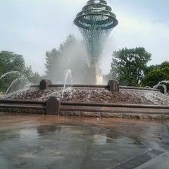 Photo taken at Bayliss Park by Cassandra O. on 5/23/2012
