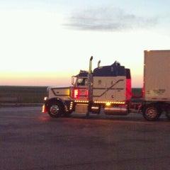 Photo taken at Matfield Green Service Area - Kansas Turnpike by Jeff S. on 5/21/2012