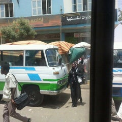 Photo taken at Al-Mahtta Al-Wusta - Bahri   المحطة الوسطى -  بحري by Najeeb S. on 3/28/2012
