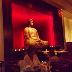 Photo taken at Buddakan by Josh A. on 9/2/2012