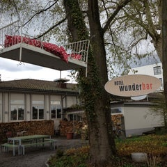 Photo taken at Hotel Wunderbar by Wilfried S. on 4/22/2012