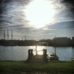 Photo taken at Mystic, CT by E W. on 8/22/2012