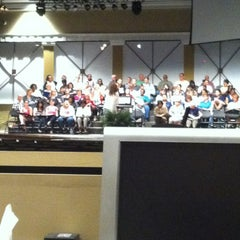Photo taken at Meadowbrook Church by Tj G. on 3/2/2012