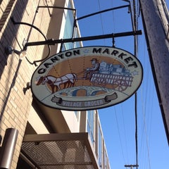Photo taken at Canyon Market by Holger L. on 6/21/2012