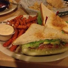 Photo taken at Kerbey Lane Cafe by Desiree C. on 2/28/2012
