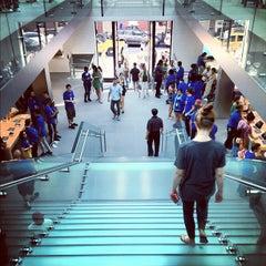 Photo taken at Apple Store, SoHo by doug j. on 7/14/2012