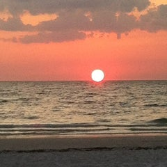 Photo taken at Clearwater Beach by Helen R. on 5/26/2012