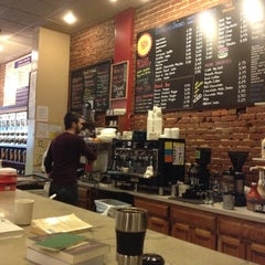 Photo taken at Lakota Coffee Company by Michael H. on 4/29/2012