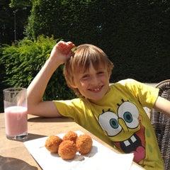 Photo taken at de Jonge Haan by Richard D. on 7/22/2012