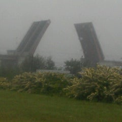 Photo taken at Casco Bay Bridge by Nate K. on 9/4/2012